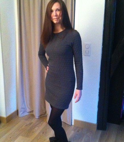 Makerist - Robe Valery version hiver - Créations de couture - 1