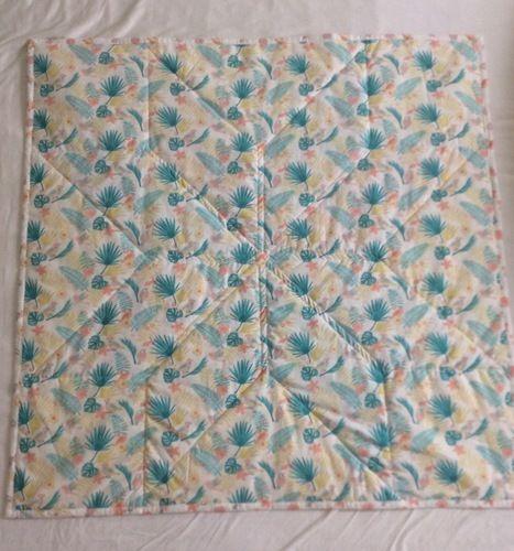 Makerist - Mein erster Quilt - eine Babydecke - Patchwork-Projekte - 2