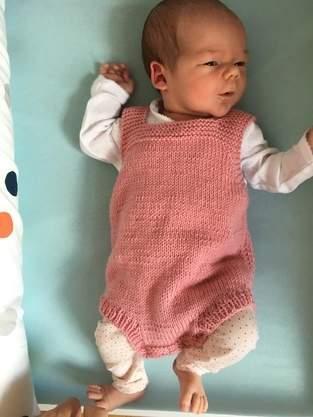 Makerist - Babystrampler - 1