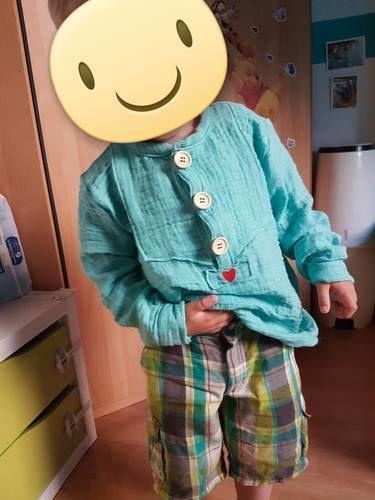Makerist - Little Fritzi aus Musselin - Nähprojekte - 1