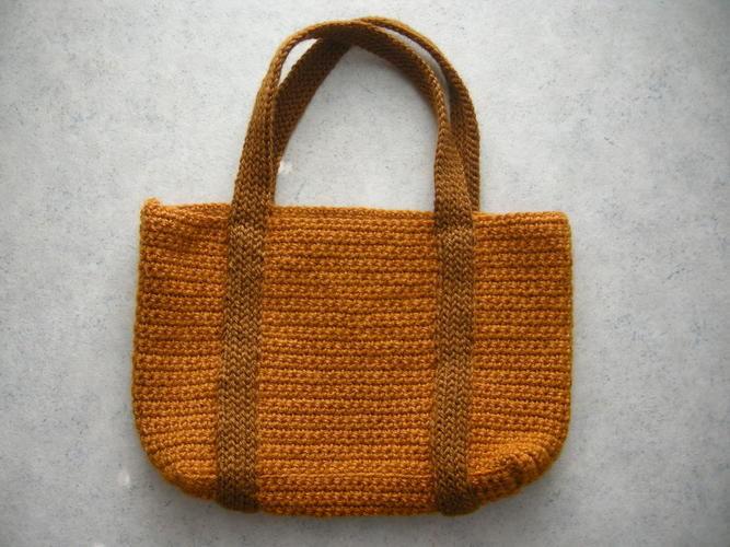 Makerist - mein erster Taschenversuch - Häkelprojekte - 2