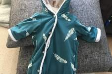 Makerist - Overall Babydress - 1