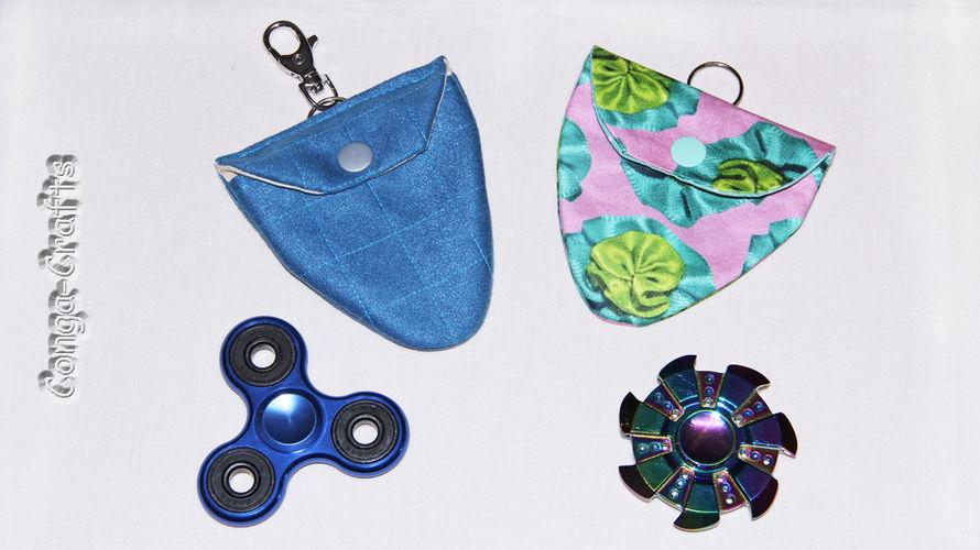 Makerist - Tasche für Fidget-Spinner entwerfen u. nähen - DIY-Projekte - 2