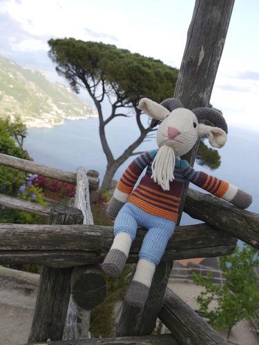 Makerist - Erich in Italien - Strickprojekte - 2