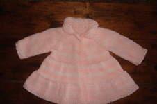 Makerist - Manteau rose poudré - 1