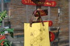 Makerist - Hübsche Tasche für alle die Bienen mögen - 1