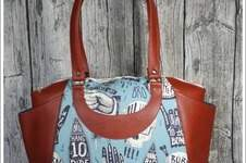 Makerist - Handtasche Annette - 1