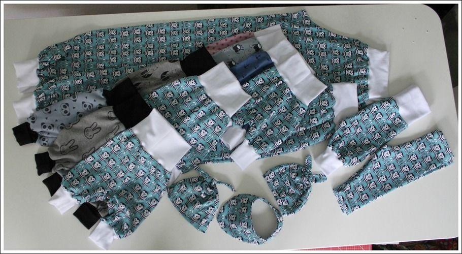 Makerist - Hosen über Hosen - Nähprojekte - 1