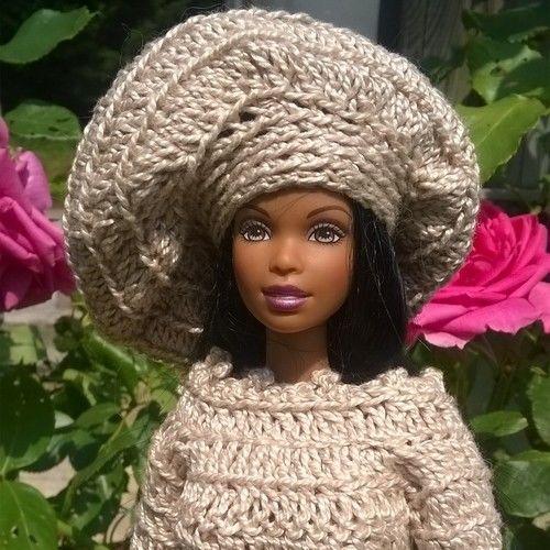 Makerist - Ensemble pour Poupée Barbie - Créations de crochet - 2