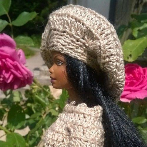 Makerist - Ensemble pour Poupée Barbie - Créations de crochet - 3