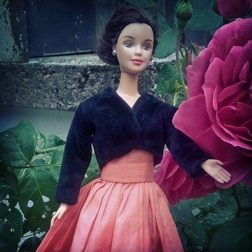 Makerist - Ensemble de soirée pour poupée Barbie - Créations de couture - 2