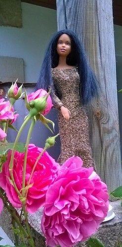 Makerist - Robe de soirée pour poupée Barbie - Créations de couture - 3