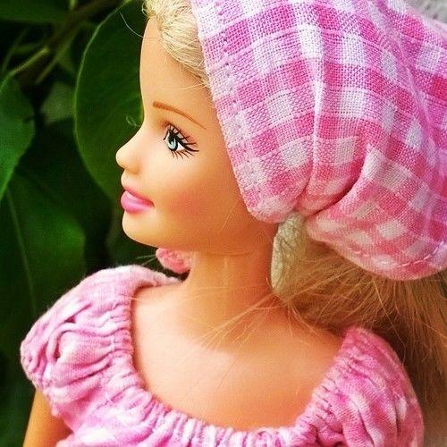 Makerist - Robe BB pour poupée Barbie - Créations de couture - 2