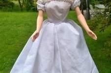 """Makerist - Robe """"Autant en emporte le vent"""" pour poupée Barbie - 1"""