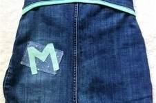 Makerist - Upcycling Latzhose - 1