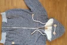Makerist - PowPowJuna Übergangsjacke aus Strick für den Freund.  - 1