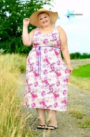 Makerist - Mutti Kleid von Annas-Country in knalligen Farben <3 Schnürpelinchen  - 1