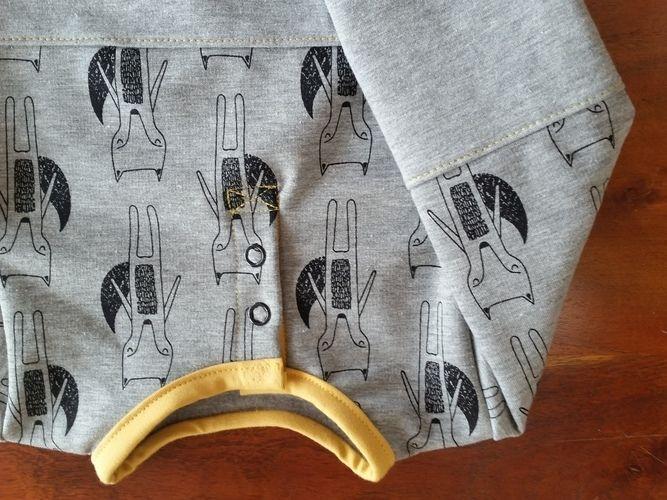 Makerist - Casual Buttons für den Sohnemann Gr. 92 - Nähprojekte - 2