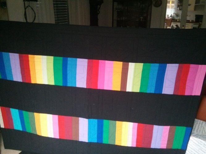 Makerist - Tolle Patchwork Decke - Nähprojekte - 2