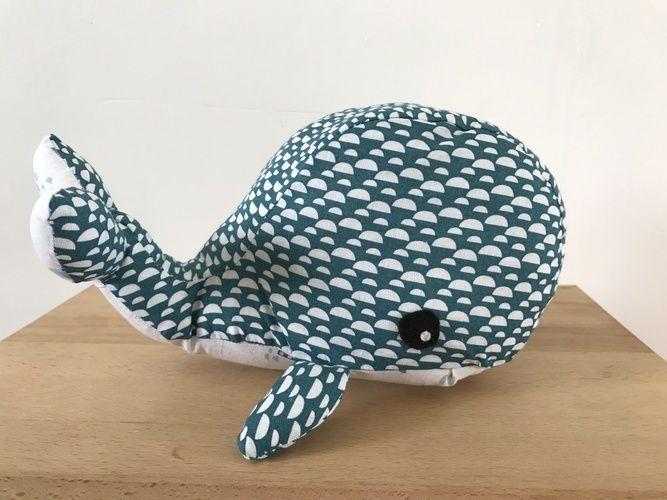Makerist - Peluche baleine  - Créations de couture - 1