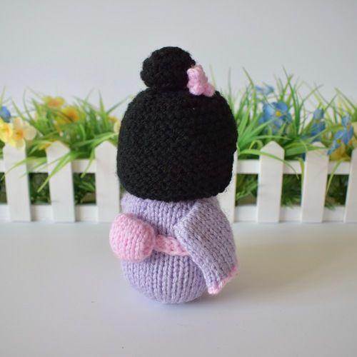 Makerist - Geisha Girl - Knitting Showcase - 2