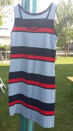 "Makerist - Kleid aus dem Videokurs ""Kleid aus Jersey nähen"" - Nähprojekte - 1"