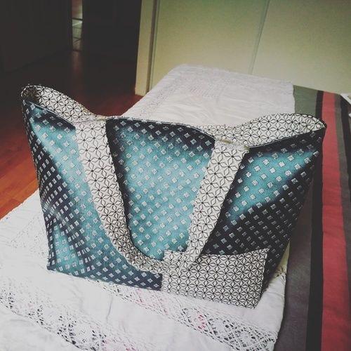 Makerist - Cabas en skaï - Créations de couture - 1