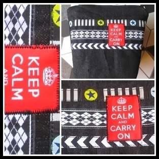 Makerist - Keep Calm - 1