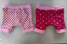 Makerist - kurze Hose aus Jersey mit Bündchen - 1