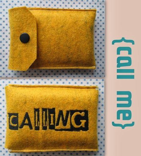 Makerist - CallMe - Nähprojekte - 1