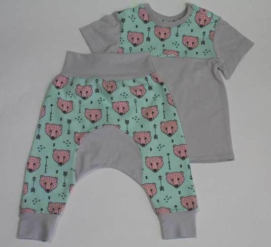 Makerist - Babyoutfit - Nähprojekte - 1