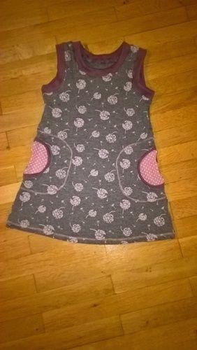 Makerist - Kleider aus Jersey für meine Enkelin und Basar im Kindergarten. - Nähprojekte - 1