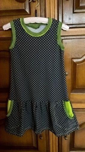 Makerist - Kleider aus Jersey für meine Enkelin und Basar im Kindergarten. - Nähprojekte - 2