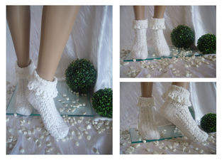 Makerist - Damen Wohlfühl Socken - 1