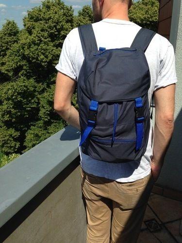 Makerist - Einfach mal 'nen Rucksack genäht dank super Anleitung - Nähprojekte - 1