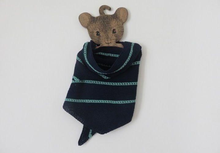 Makerist - Châle Nangou - Créations de tricot - 1