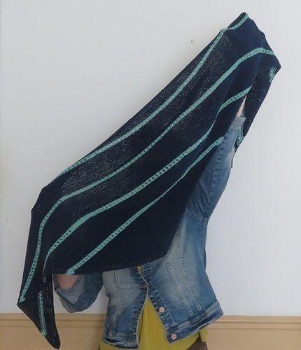 Makerist - Châle Nangou - Créations de tricot - 3