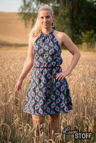 Makerist - Isabelle von Himmelblau genäht von LeuchtSTOFF - 1