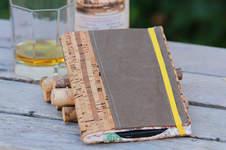 Makerist - Hülle für E-Reader oder Tablet aus Kork, SnapPap und Canvas mit Handschlaufe - 1