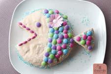 Makerist - Ein Fischkuchen zur Taufe - 1