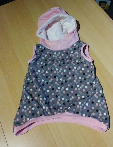 Makerist - Pünktchen Shirt Gr. 92 - Nähprojekte - 1