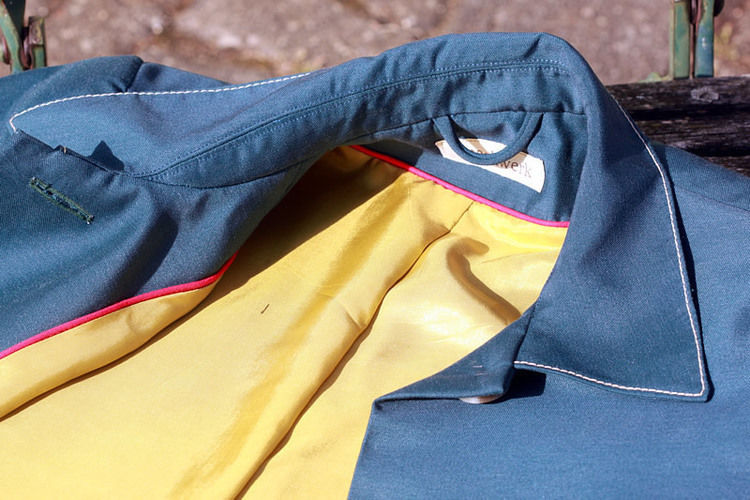 Makerist - Wetterfester Mantel aus imprägniertem Stoff - Nähprojekte - 3