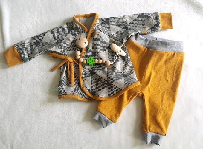 Makerist - Baby-Set LUIS von Fadenkäfer - Nähprojekte - 1