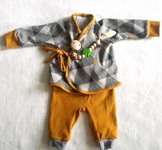 Makerist - Baby-Set LUIS von Fadenkäfer - Nähprojekte - 3