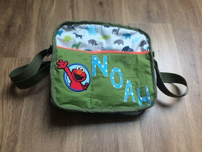 Makerist - Kindergarten-Tasche als Geburtstagsgeschenk  - Nähprojekte - 1