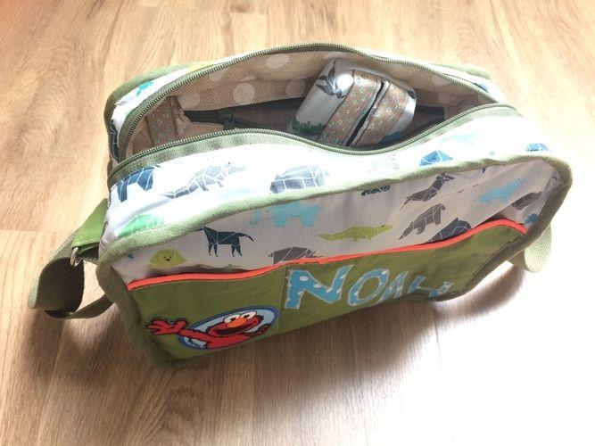 Makerist - Kindergarten-Tasche als Geburtstagsgeschenk  - Nähprojekte - 2