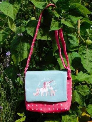 Eine Einhorntasche für den Einhornfan