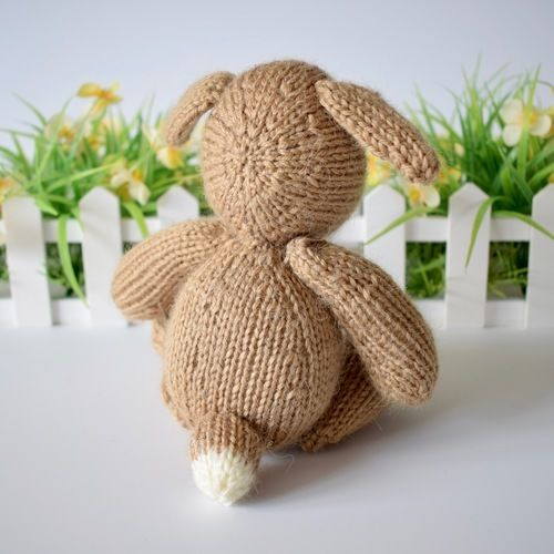 Makerist - Mortimer Puppy - Knitting Showcase - 2