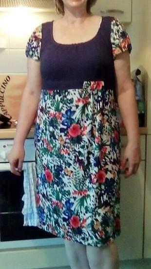 Makerist - Sommerkleid 2 in Größe 48 - 1