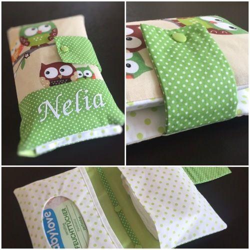 Makerist - Eine Windeltasche für die kleine Nelia - Nähprojekte - 1